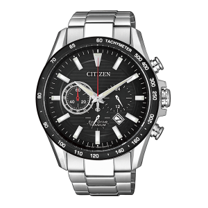Citizen Crono Black Bezel