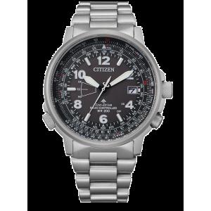 Citizen Pilot Acero CB0240-88E