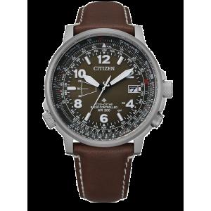 Citizen Pilot Acero CB0240-29X