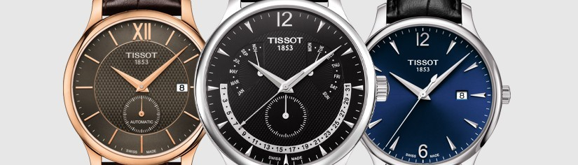Tissot Tradition - Relojes