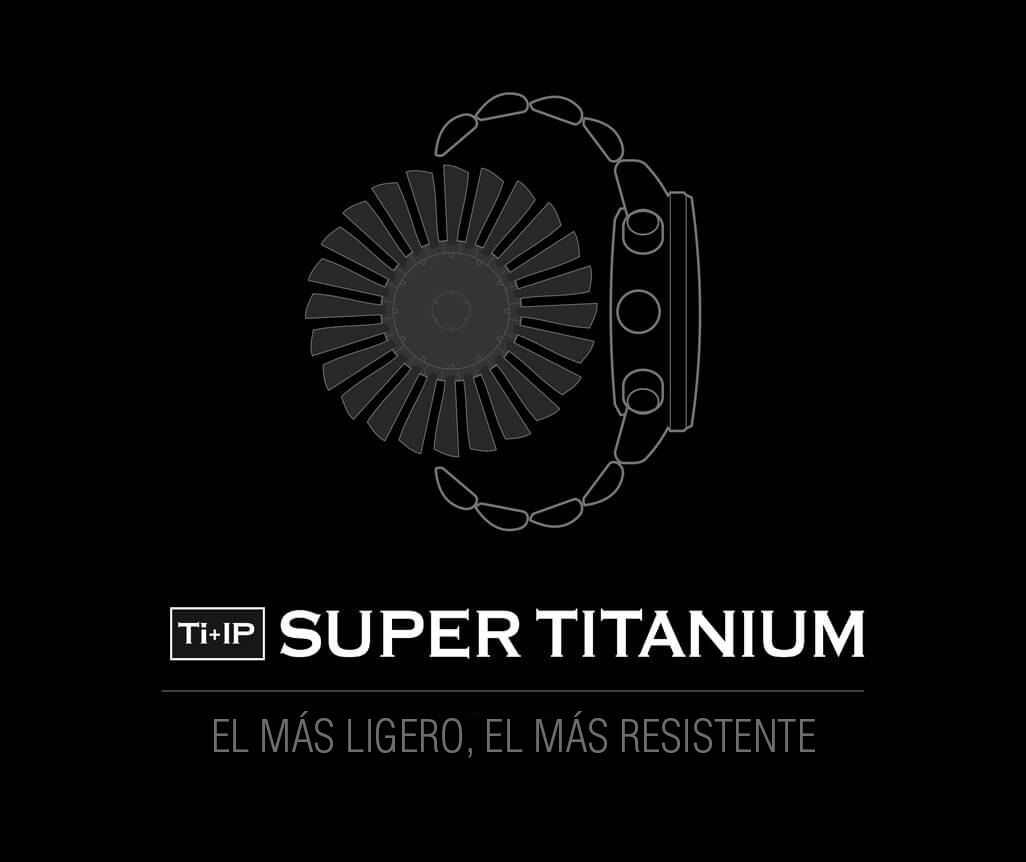 Relojes Citizen Super Titanium