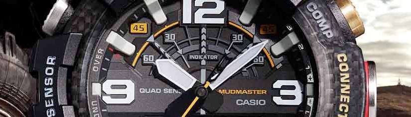 Casio G Shock Master Of G