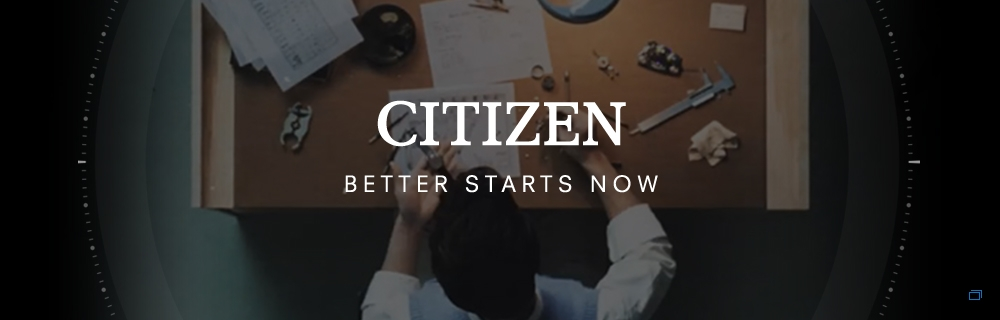 Citizen Better starts now