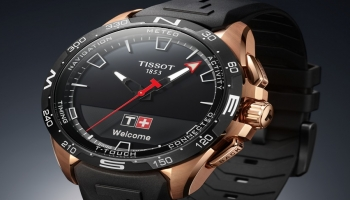 Reloj Tissot T Touch Connect Solar